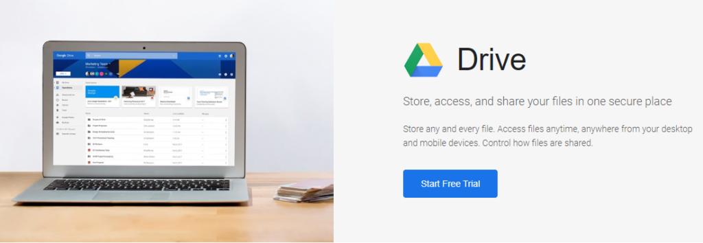 Google Drive cloud