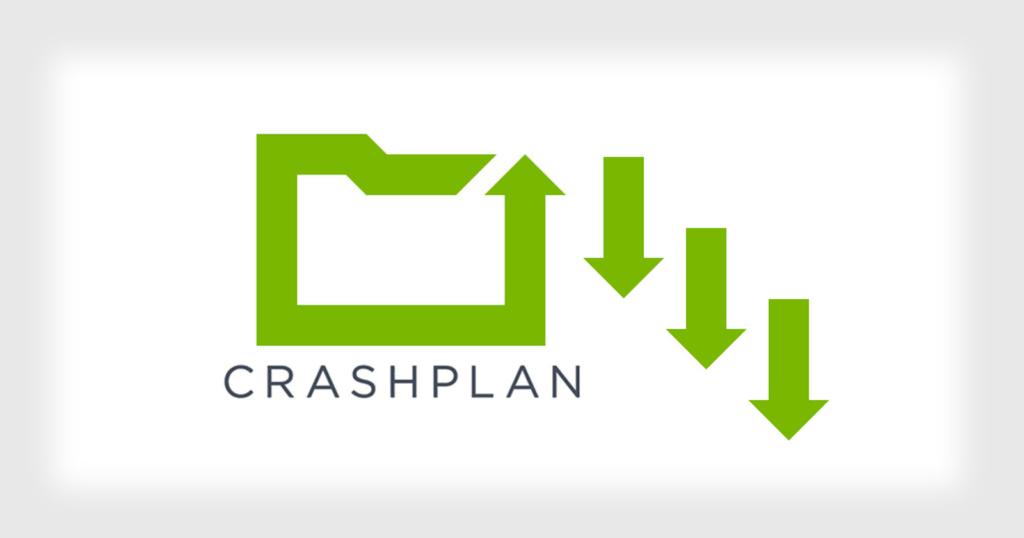 CrashPlan cloud backup