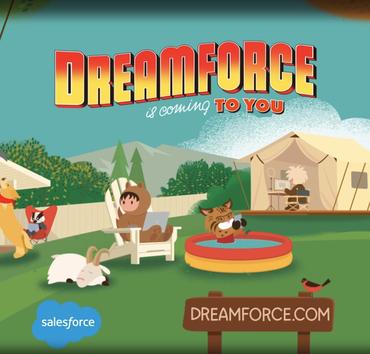 Salesforce Dreamforce to You 2020